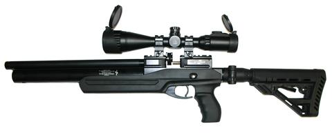 Ataman M2R Ultra-C SL 5,5 мм (Чёрный)(магазин в комплекте)(725/RB-SL)