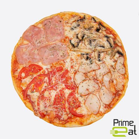 Пицца 4 сезона 30 см