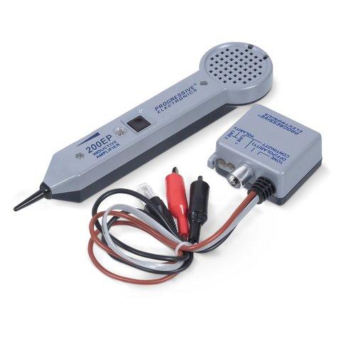 Тон-генератор с крокодильчиками и телефонным разъемом HT-463 (9764c)