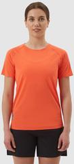 Элитная футболка Gri Старт 2.0 женская оранжевая