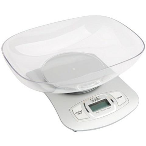 Весы электронные настольные с чашей