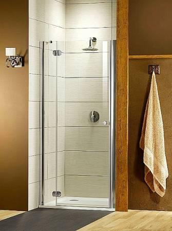Дверь для душа RADAWAY Torrenta DWJ 80 L/R 31910(32010)-01-10