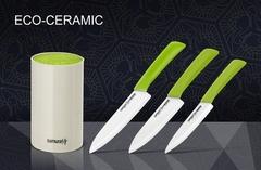 SKC-004G Набор из 3-х ножей циркониевая керамика