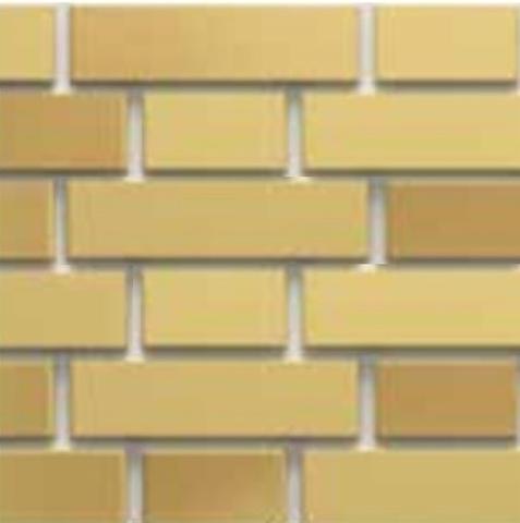 Фасадные панели Docke FLEMISH Желтый-жженый