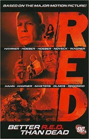 RED: BETTER R.E.D. THAN DEAD (уценка)