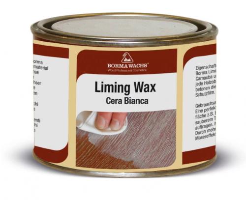Белый пигментированный воск LIMING WAX