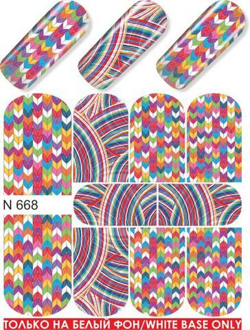 Слайдер-Дизайн 668 milv