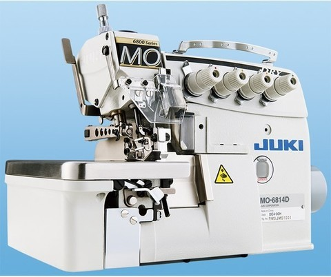 Промышленный оверлок Juki MO6814DBE640H | Soliy.com.ua
