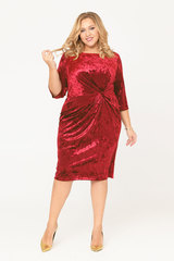 Платье Летиция красное