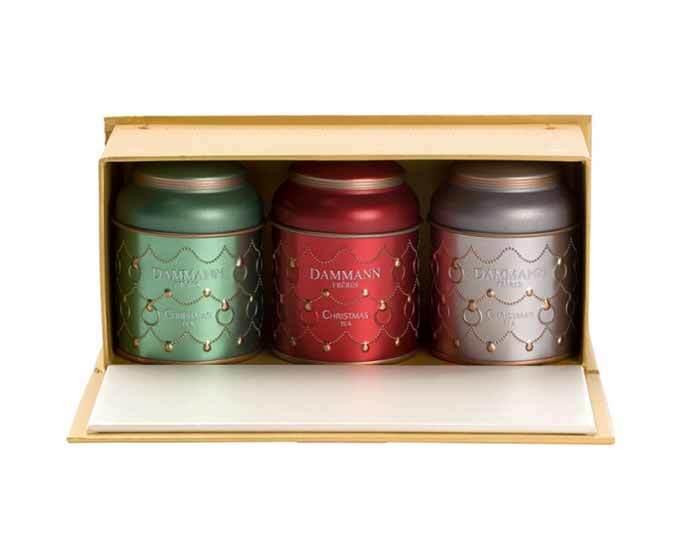 Набор чая Dammann Cristmas Tea, Рождественский Чай