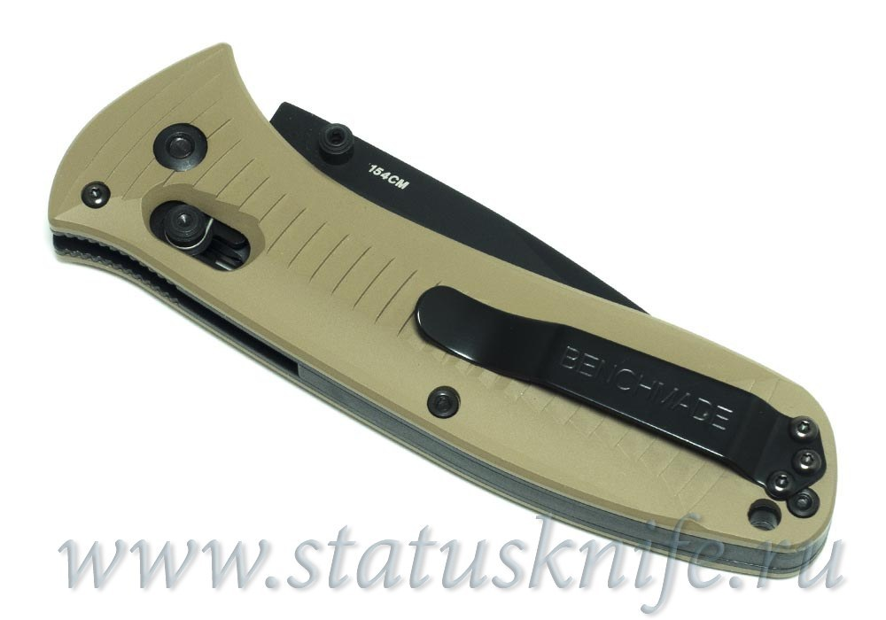 Нож Benchmade Presidio 520BK-1201 limited - фотография