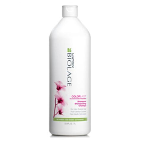 Шампунь для защиты окрашенных волос ,Matrix Biolage Colorlast,1000 мл