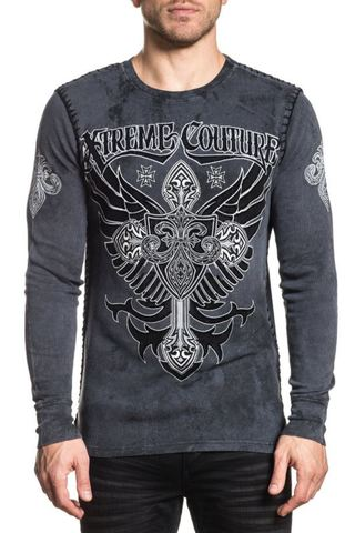 Пуловер Bronze Arms Thermal Xtreme Couture от Affliction