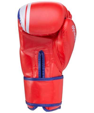 Перчатки боксерские Knockout красные
