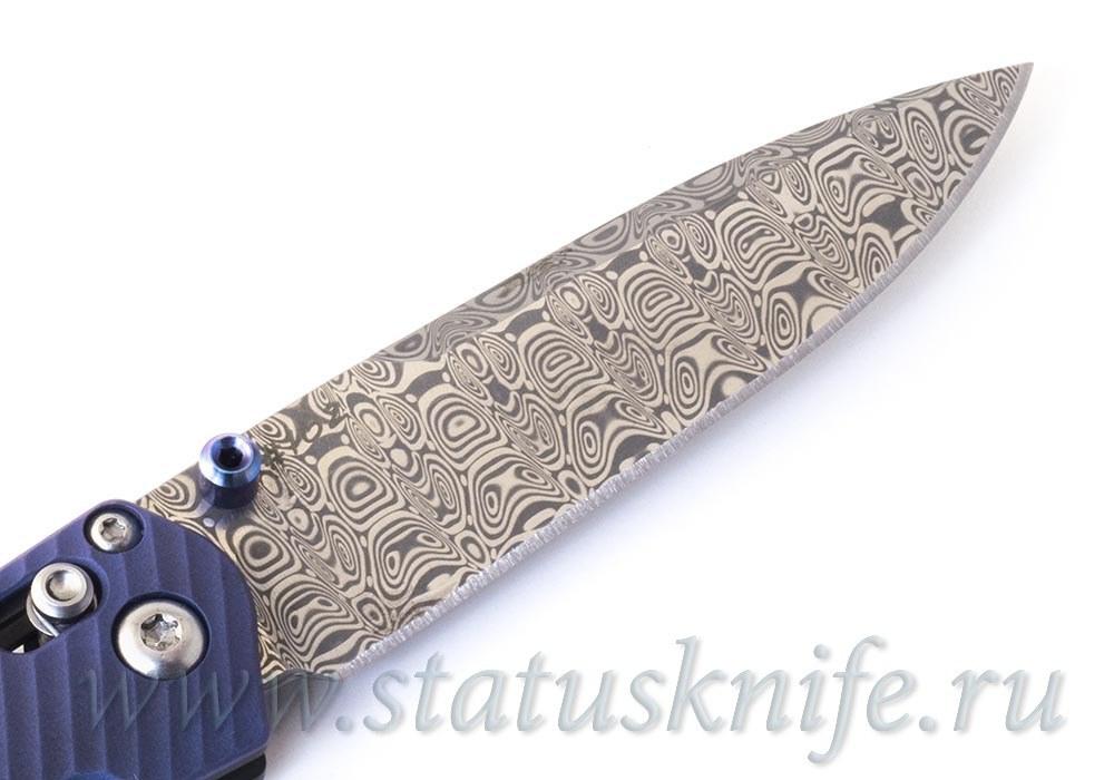 Нож Benchmade 485-171 Valet Gold Class Damasteel - фотография