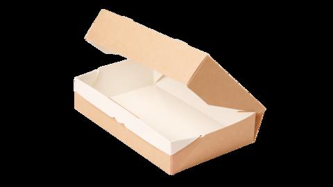 Коробочка ECO TABOX 700, (16,5*11,5*4,5см)