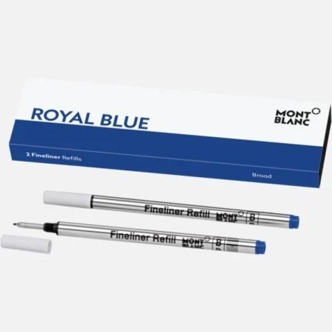 Стержни для для файнлайнера (В), цвет Royal Blue