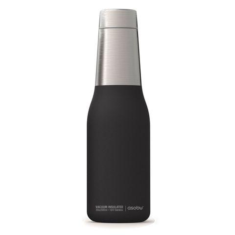 Термос-бутылка Asobu Oasis (0,59 литра), черная