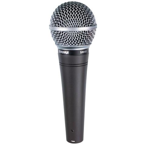 SHURE SM48LC динамічний мікрофон