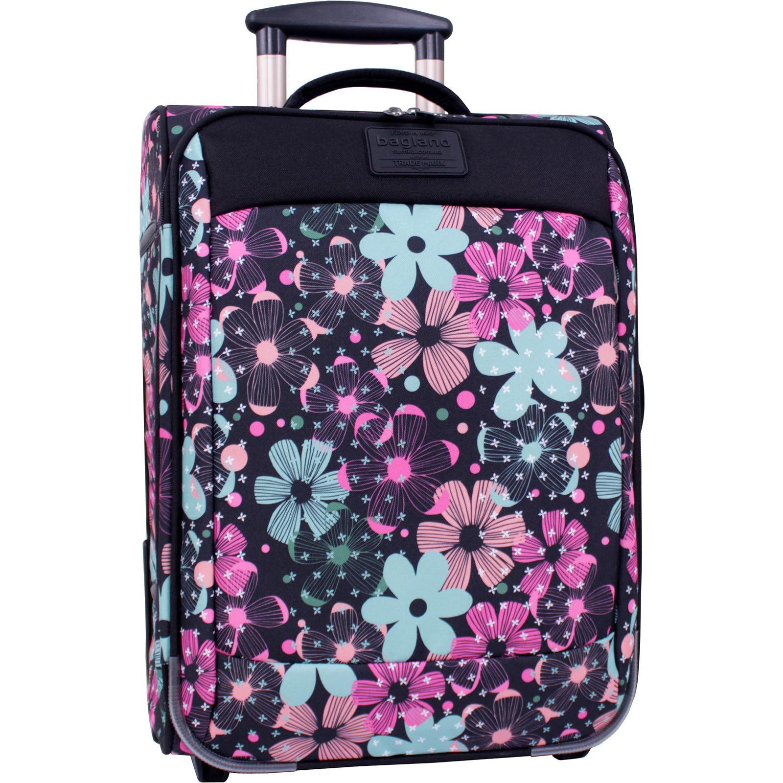 Дорожные чемоданы Чемодан Bagland Vichenzo 32 л. сублімація 385 (0037666194) IMG_7313_суб.385_.JPG