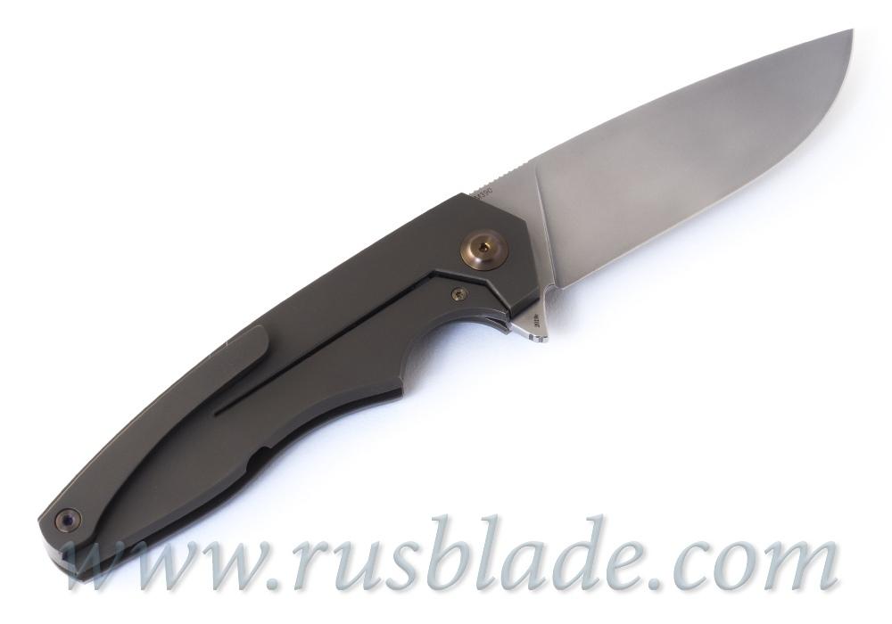 Cheburkov 2019 Kasatka Whale M390 CF