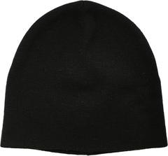 Зимняя черная шапка