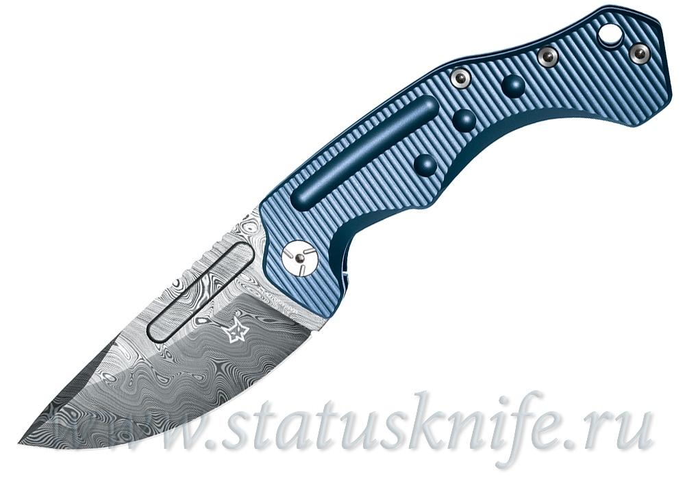 Нож FOX knives модель 521DLB DESERT FOX - фотография