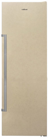 Однокамерный холодильник Vestfrost VF395F SB B