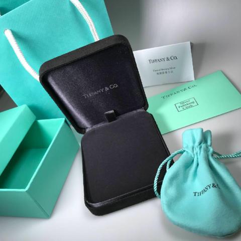 Подарочный комплект упаковки TIFFANY люкс под подвеску/колье