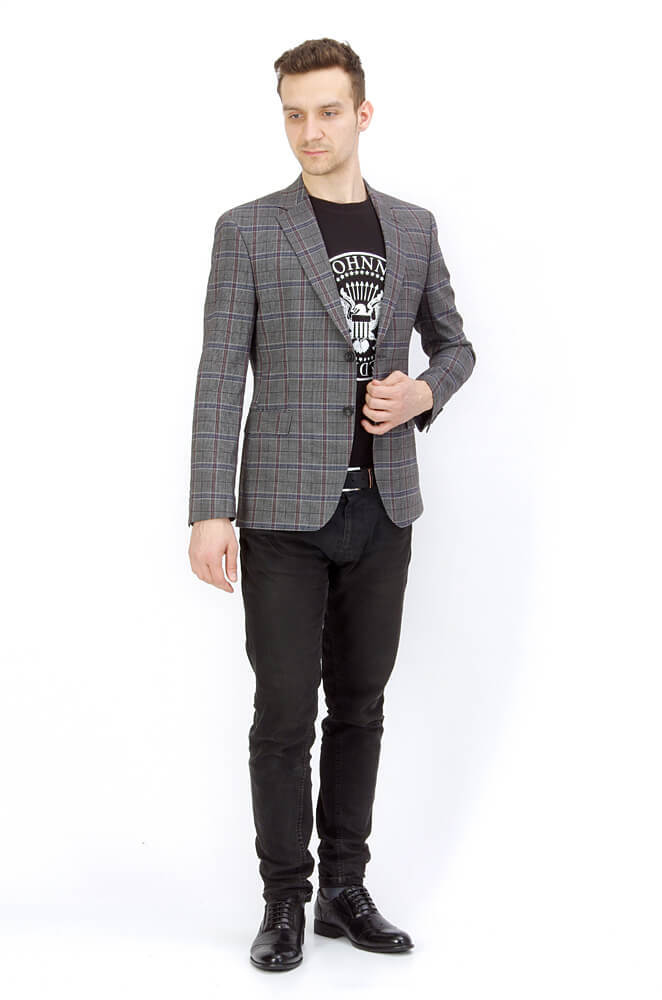 Пиджаки Slim fit ANTONIO ROSSI / Пиджак slim fit IMGP8972.jpg