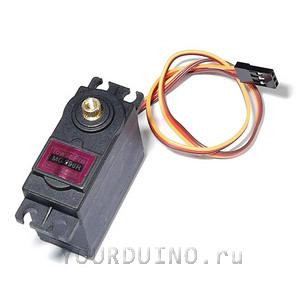 Сервопривод MG996R (180 градусов)