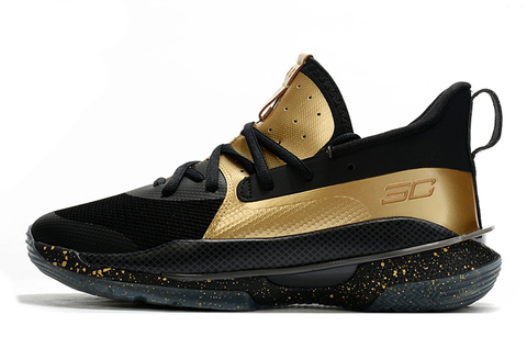 Under Armour Curry 7 'Black/Gold'