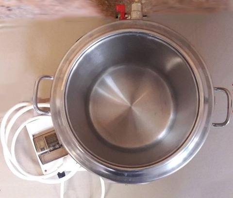 Сыроварня-пастеризатор  LUX на 10 литров