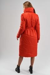 Пальто демисезонное Бонни красный