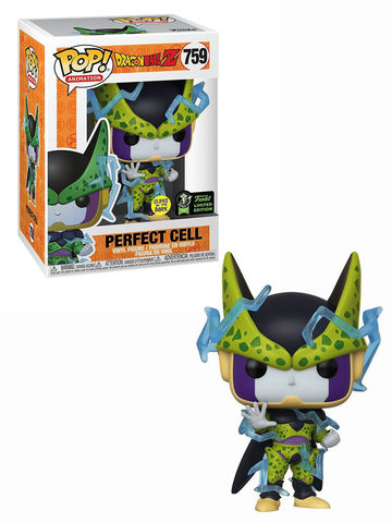 Фигурка Funko POP! Vinyl: ECCC: DBZ: Perfect Cell (GW) (Exc) 45925
