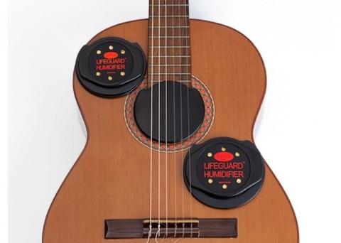Увлажнители для гитар и укулеле