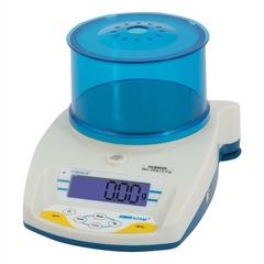 Весы лабораторные/аналитические CAS ADAM HCB-3001, 3000.1, RS232/USB, 3000гр, 0,1гр, Ø120 мм, с поверкой, высокоточные