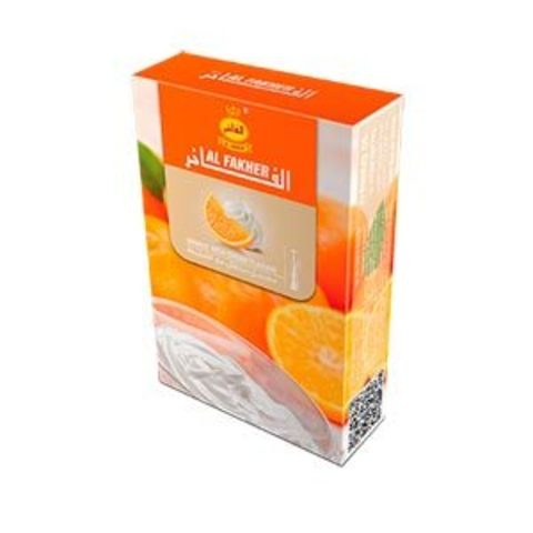Табак для кальяна Al Fakher Orange With Cream Flavour 50 гр.
