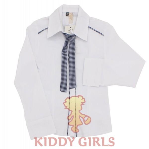 Блуза для девочки School Square ALT, Турция 595501