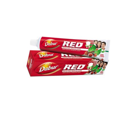 Зубная паста Red красная 100 г
