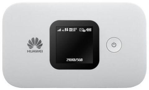 Huawei e5577cs-321 LTE MIMO Мобильный WiFi роутер (логотип Huawei) Белый