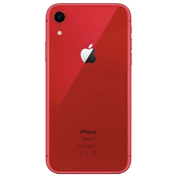 Apple iPhone XR 64GB Red (Ростест)