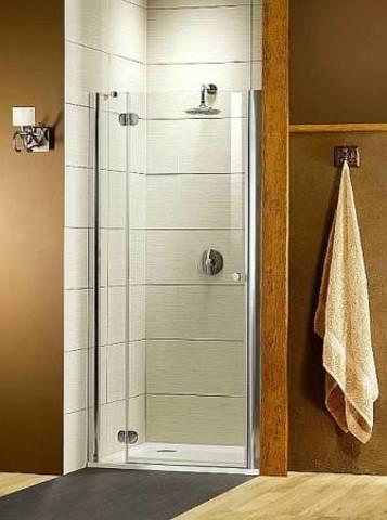 Дверь для душа RADAWAY Torrenta DWJ 90 L/R 31900(32000)-01-10