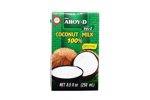 AROY-D кокосовое молоко 250 мл