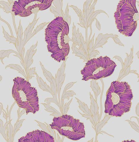Обои Cole & Son Collection of Flowers 81/1004, интернет магазин Волео