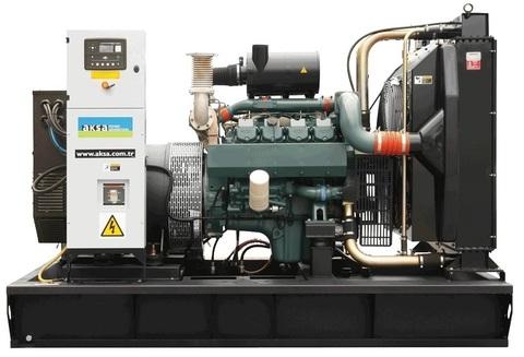 Дизельный генератор Aksa AVP-700