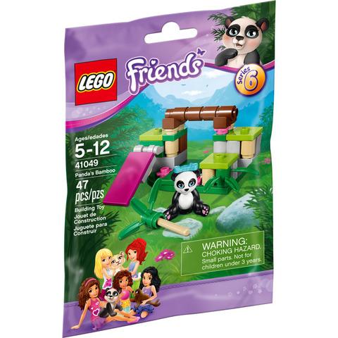 LEGO Friends: Бамбук панды 41049 — Panda's Bamboo Set — Лего Френдз Друзья Подружки