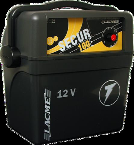 Secur 100 – лучший электропастух для лошадей, до 40 км, фото