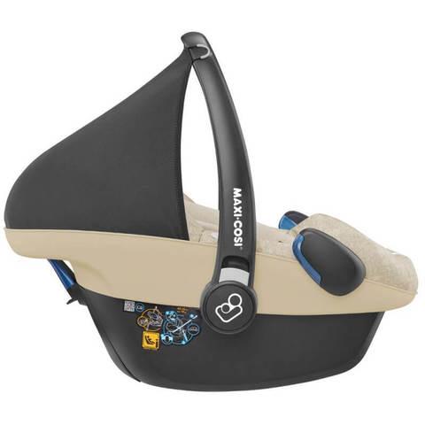 Автокресло Maxi-Cosi Pebble Plus Nomad Sand