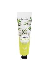 Крем для рук Deoproce парфюмированный с зеленым чаем 50 гр